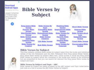 bible-verses-by-subject.info screenshot