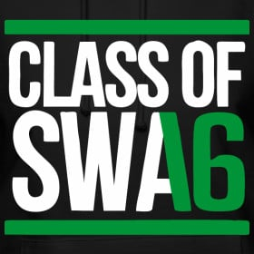 Design ~ Class of SWAG 2016 Green