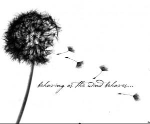 Dandelion Tattoo Meaning