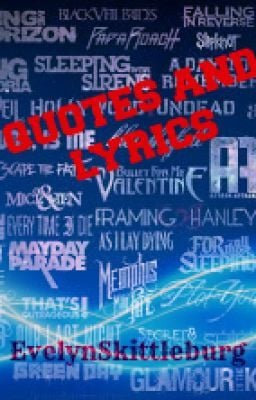 Famous Rock and Metal bands Quotes and Lyrics