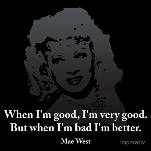 bad, celebrity sayings, quote, quotes, saying