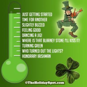 Irish Jokes for St. Patrick's Day