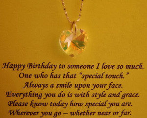 Happy Birthday wishes and quotes for Family and friends