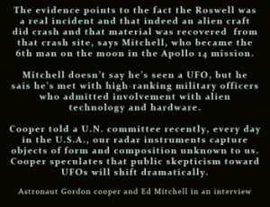 Quotes About Aliens and UFOs