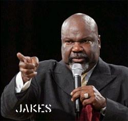 Bishop T.D. Jakes Speaks Out About Son's Gay Sex Arrest