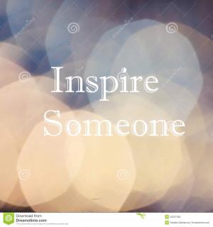 ... Photo: Beautiful Vintage Inspirational motivating quotes over bokeh li