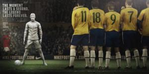 Nike Soccer Ads