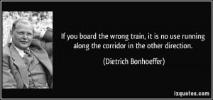 More Dietrich Bonhoeffer Quotes