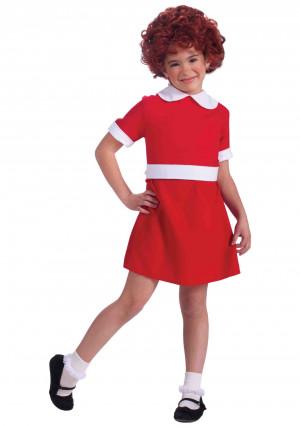 Child Little Orphan Annie Costume
