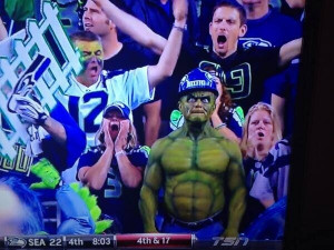 the seahawk haters are quiet today! seahawks fans-image.jpg