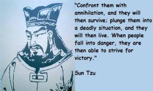 Sun Tzu Famous Quotes