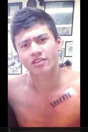 Calum Hood Tattoo