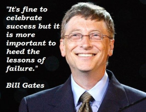 Bill gates famous quotes 3