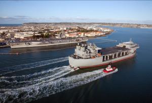 Re: The revised MLP, USNS Lewis B. Puller