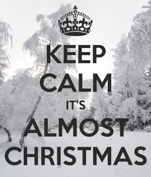 KEEP CALM IT'S ALMOST CHRISTMAS, come and visit Kathryn's of Buckhead ...