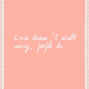 cute, love, pink love, pretty, quote, quotes