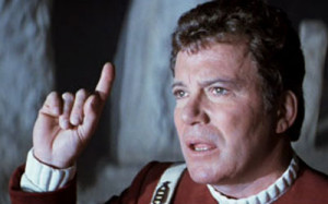 Essential Seven Captain Kirk Quotes