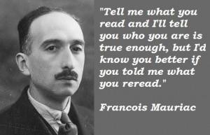 Francois mauriac famous quotes 1