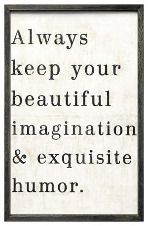 Beautiful Imagination' Reclaimed-Wood Vintage Wall Art transitional ...
