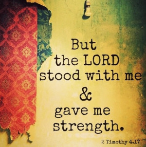 bible quotes about strength in hard times