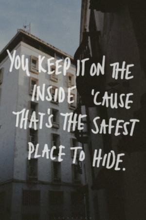 trust issue quotes tumblr