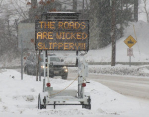 Winter Driving In Minnesota . Here is some timely information from the ...