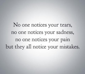 Stop judging others for their mistakes,for those mistakes are lessons ...