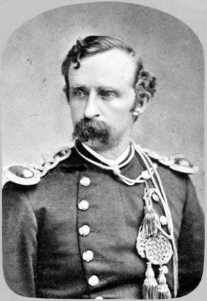 Summary of North Dakota History - Military Confrontation
