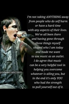 Chris motionless in white quote
