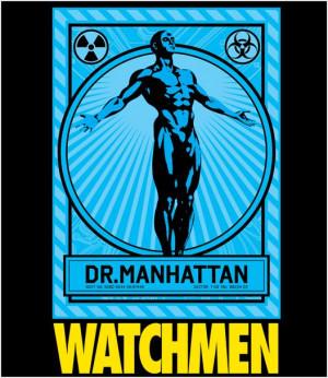 Dr. Manhattan Skin #TheWatchmen