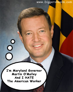 Hunky Maryland Governor Martin O'Malley introduced same-sex marriage ...
