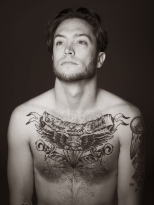 tattoos for men script chest tattoo words inspirational chest tattoos