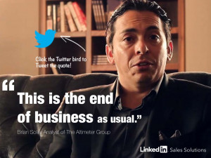 LinkedIn: 50 Sales and Social Business Quotes You Need to Hang in Your ...
