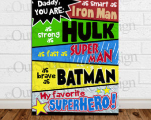 Popular items for superhero quotes
