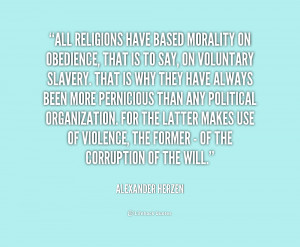 Quotes On Obedience