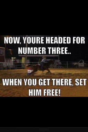 Barrel racing #horse quotes #equine | Quote
