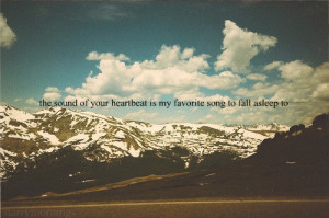 heart, heartbeat, love, quote, quotes, saying pics, sleep, tyler ...