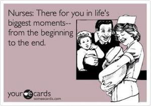 your pediatric nurse, your med-surg nurse, and your hospice nurse ...