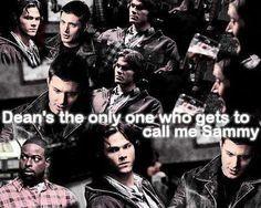 Sam Winchester quotes