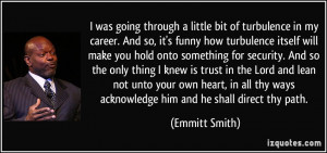 BLOG - Funny Emmitt Smith Quotes