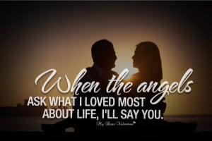 Romantic Love Quotes for Him from Her