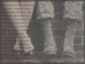 Army Wife Poems Deployment The poem i wrote a week or so