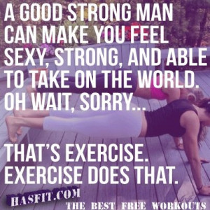 12. A Good Man Vs. Exercise - Does Giggling Burn Calories? Find out…