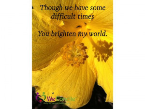 you brighten my world, #relationship #quotes #inspiration #love https ...