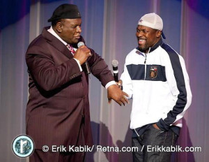 George Wallace Welcomes Special Guest Chris Tucker