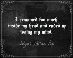 Edgar Allan Poe Quotes (Images)