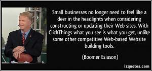More Boomer Esiason Quotes