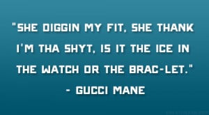 30 Streetwise Gucci Mane Quotes