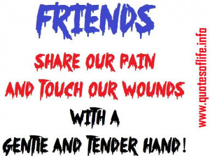 ... our wounds with a gentle and tender hand - Henri Nouwen - Pain quotes