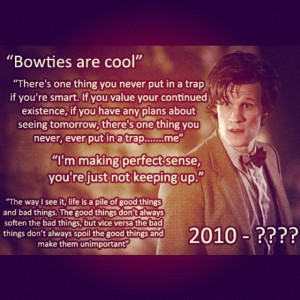 Doctor Who Eleventh Face